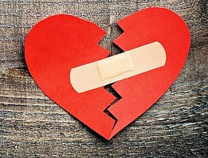 Can our relationship recover from an affair?. Heartstickingplaster